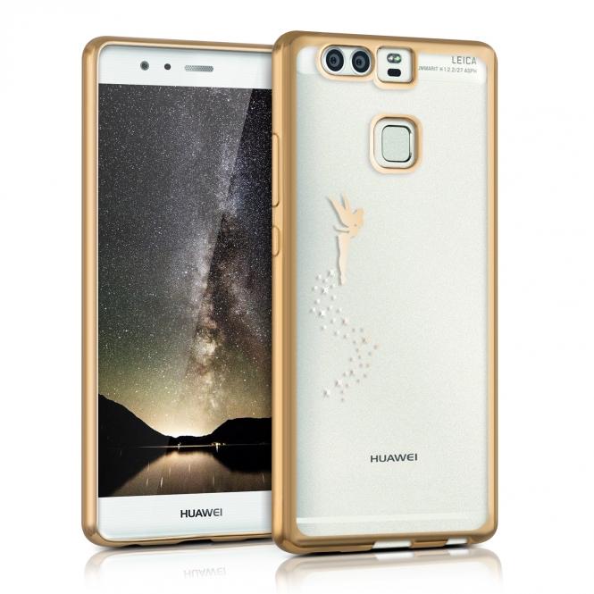 KW Θήκη Σιλικόνης Huawei P9 (38018-21)