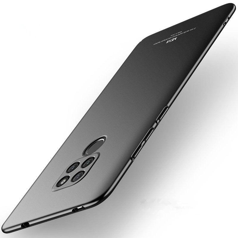 MSVII Super Slim Σκληρή Θήκη PC Huawei Mate 20 X - Black (BH1-04)