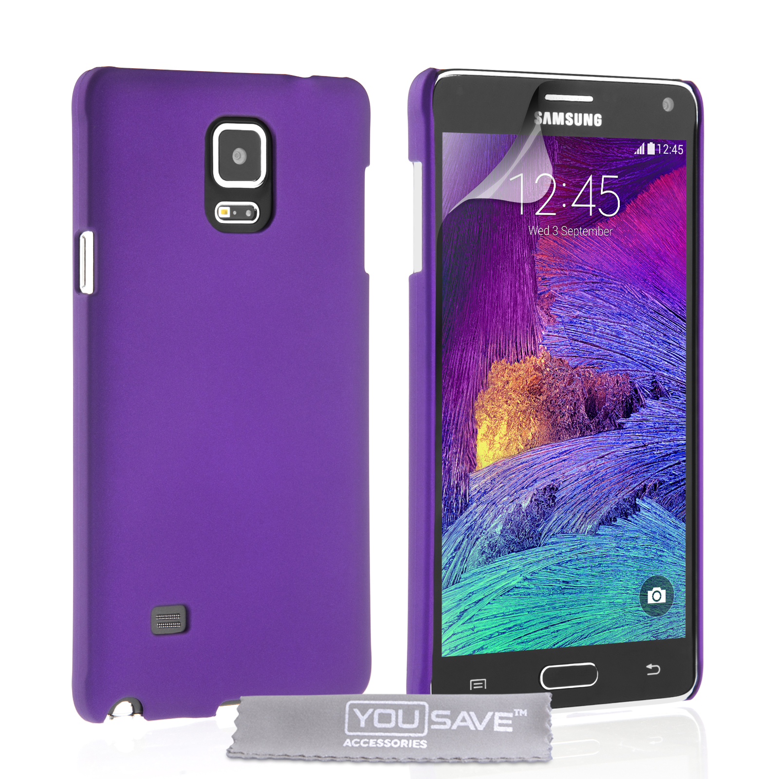 YouSave Σκληρή Θήκη Samsung Galaxy Note 4 (Z979)