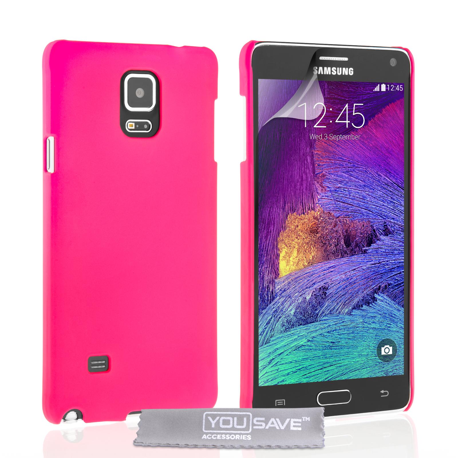 YouSave Σκληρή Θήκη Samsung Galaxy Note 4 (Z978)