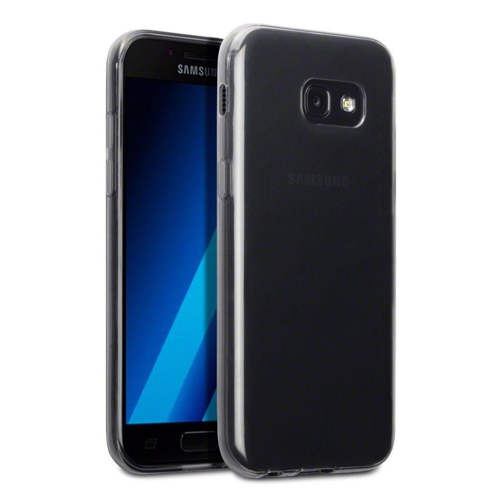 Terrapin Θήκη Σιλικόνης Samsung Galaxy A5 2017 - Smoke Black (118-002-590)