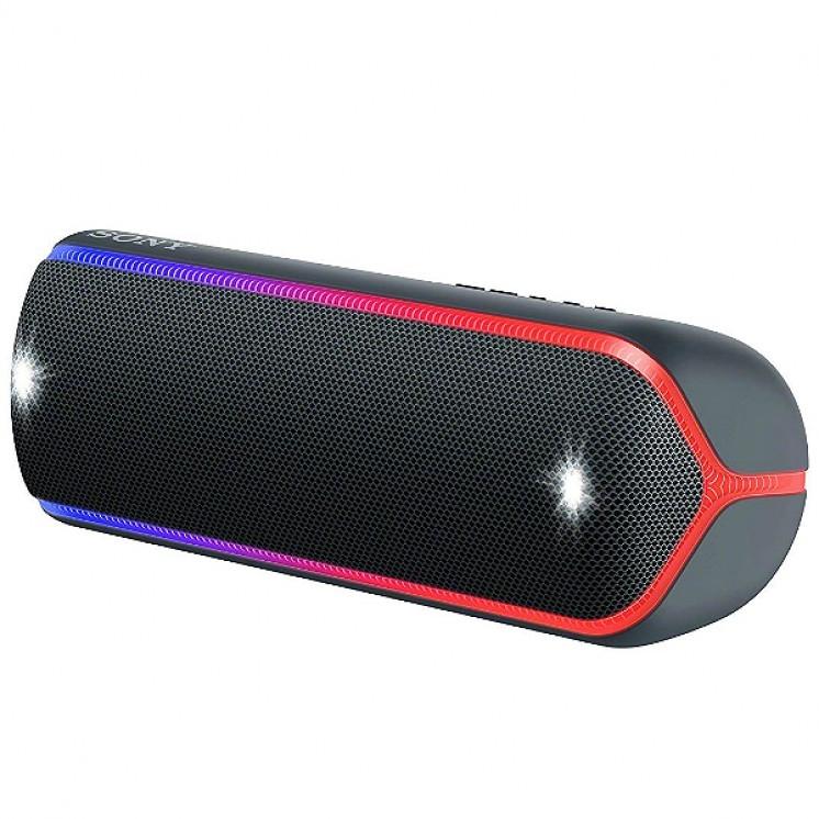 Sony Ηχείο Bluetooth SRSXB32B - Black (SRSXB32B.CE7)