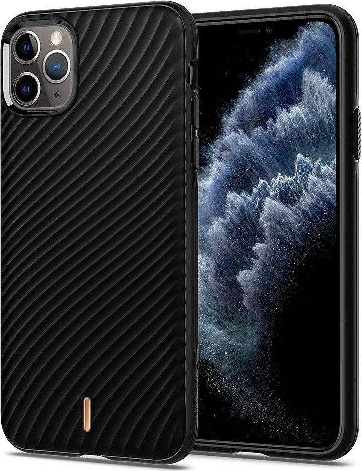 Spigen Θήκη Ciel iPhone 11 Pro Max - Black (075CS27175)