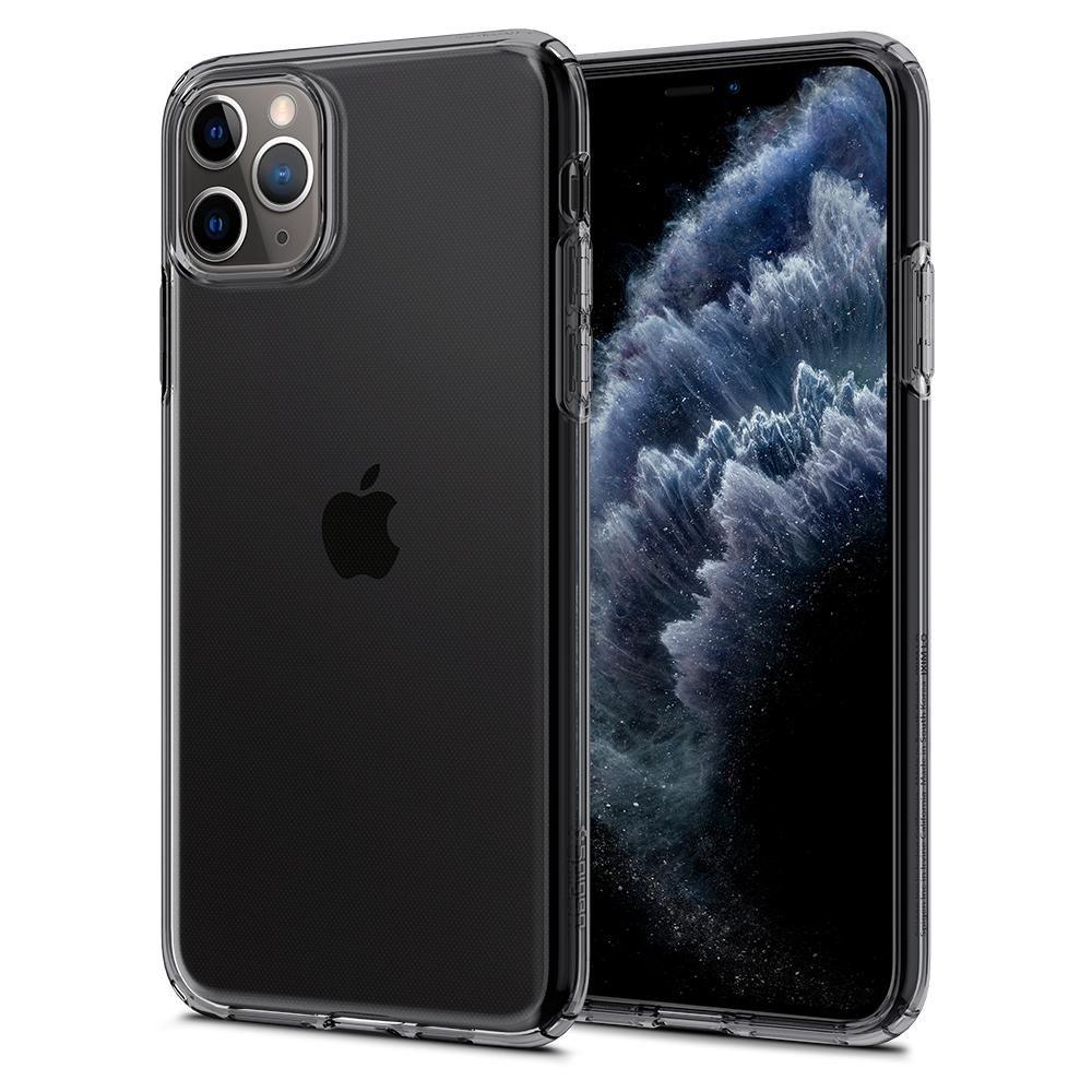 Spigen Θήκη Liquid Crystal iPhone 11 Pro Max - Space Crystal (075CS27130)