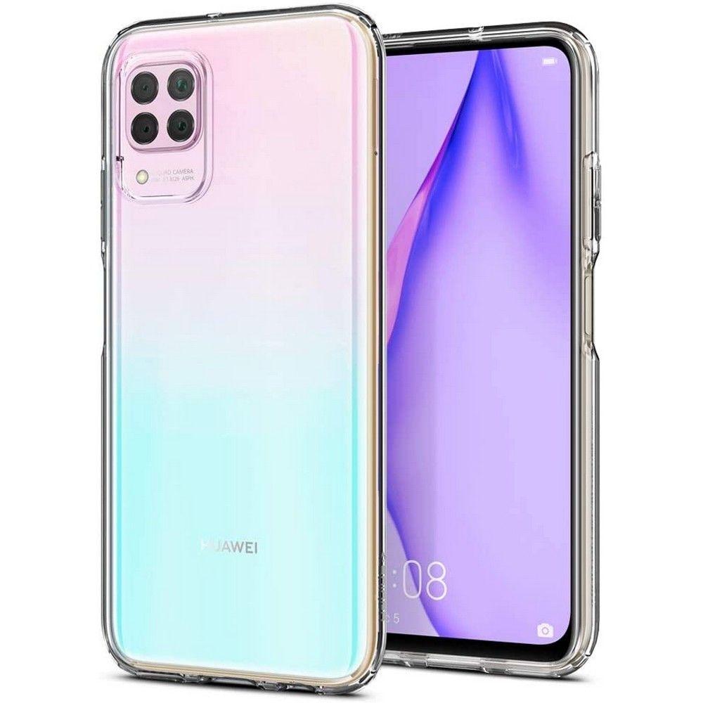 Spigen Θήκη Liquid Crystal Huawei P40 Lite - Crystal Clear (ACS00973)