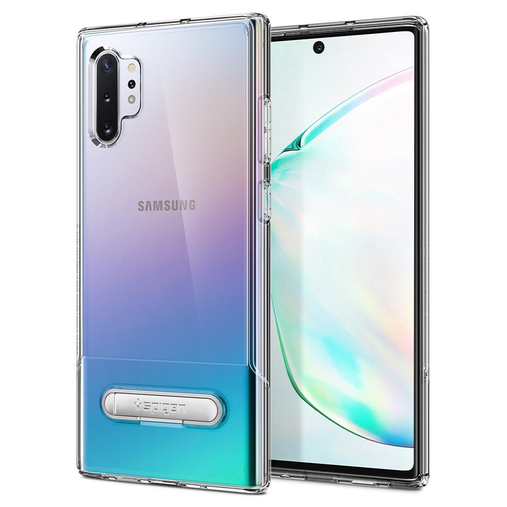 Spigen Θήκη Slim Armor Essential S Samsung Galaxy Note 10 Plus - Crystal Clear (627CS27539)