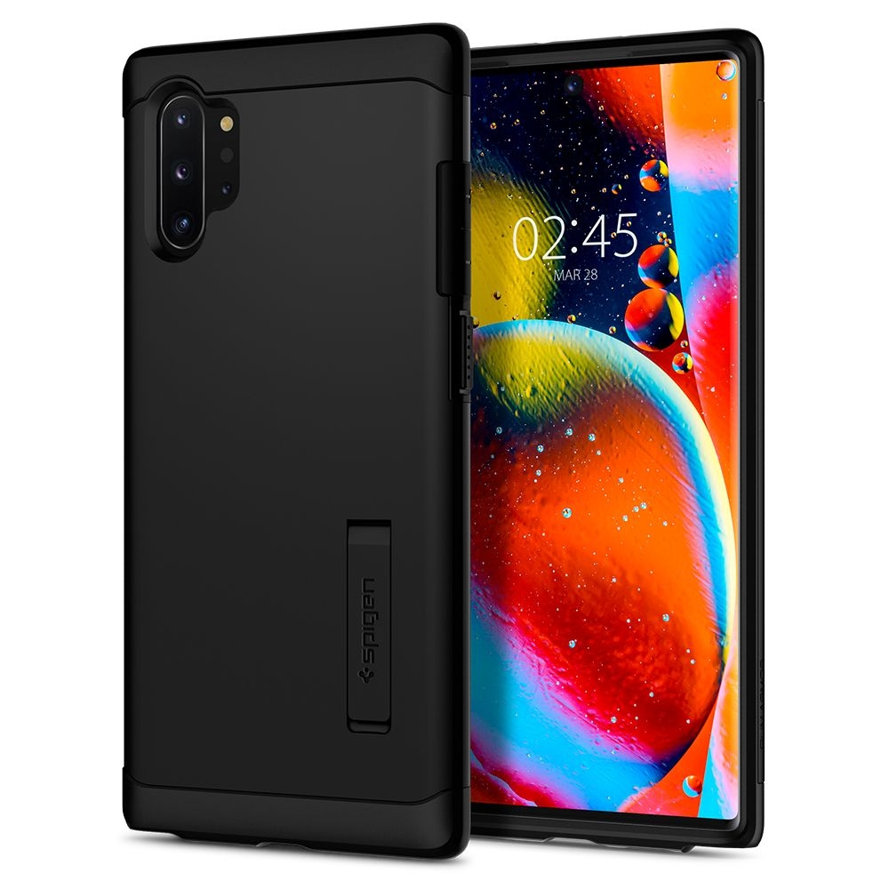 Spigen Θήκη Slim Armor Samsung Galaxy Note 10 Plus - Black (627CS27537)