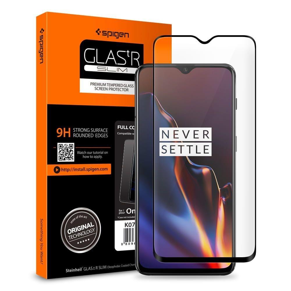 Spigen Tempered Glass GLAS.tR Slim OnePlus 7 (K08GL26387)