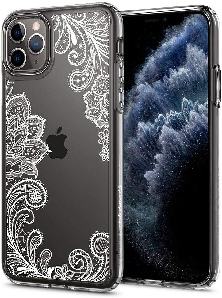 Spigen Θήκη Ciel iPhone 11 Pro - White Mandala (077CS27265)