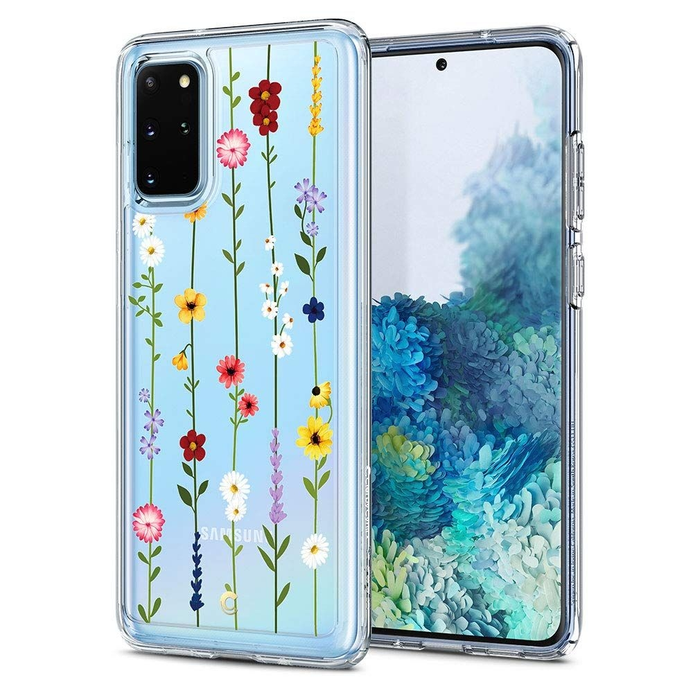 Spigen Θήκη Ciel Samsung Galaxy S20 Plus - Flower Garden (ACS00763)