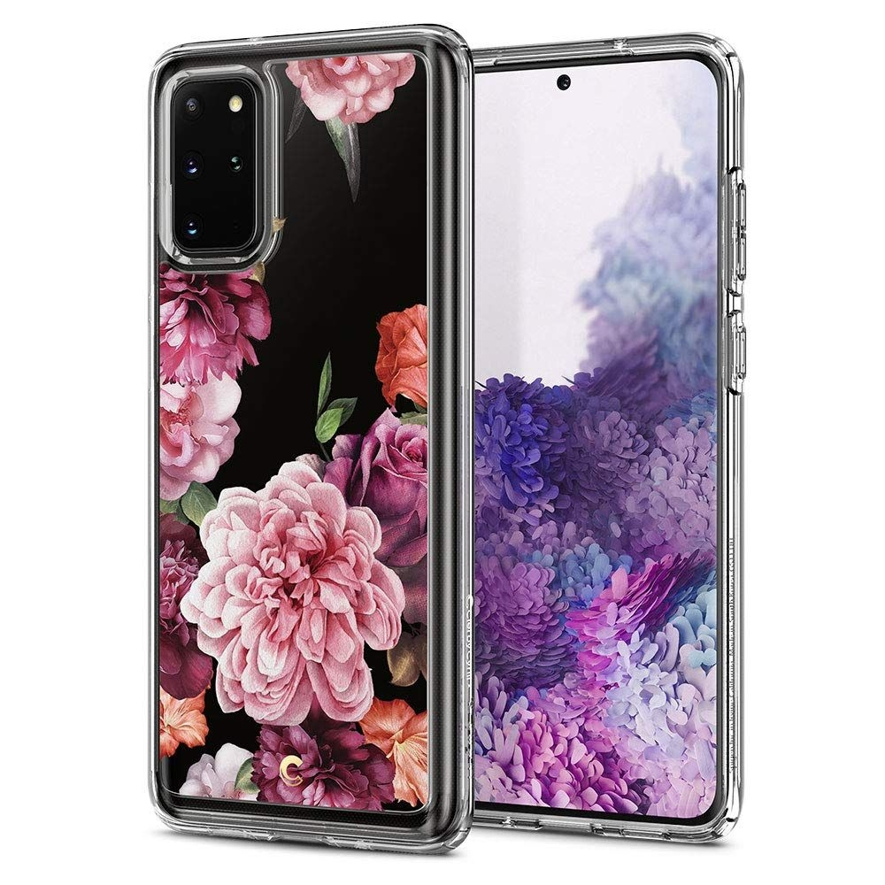Spigen Θήκη Ciel Samsung Galaxy S20 Plus - Rose Floral (ACS00762)