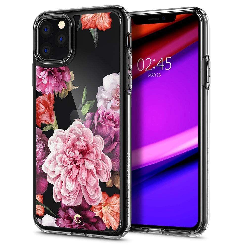 Spigen Θήκη Ciel iPhone 11 Pro Max - Rose Floral (075CS27166)