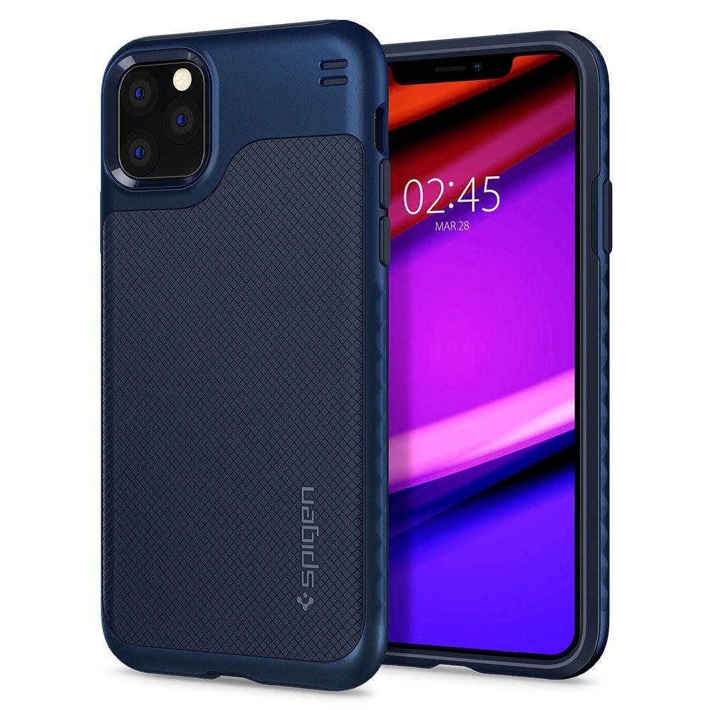 Spigen Θήκη Hybrid NX iPhone 11 Pro Max - Navy Blue (075CS27046)