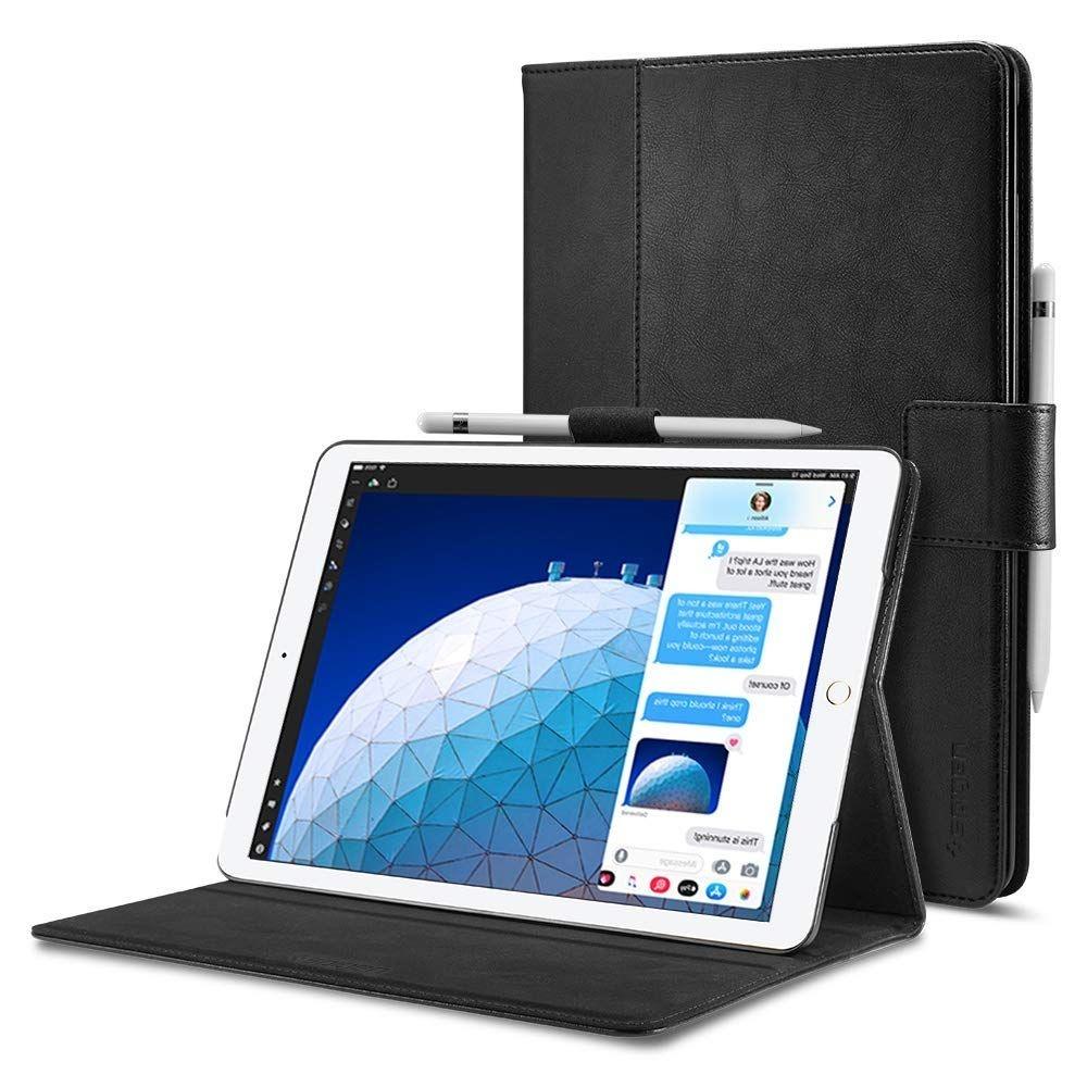 Spigen Θήκη iPad Air 3 10.5'' 2019  - Black (073CS26322)