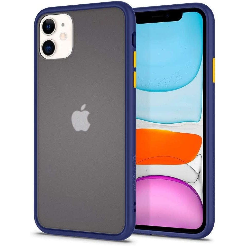 Spigen Θήκη Ciel iPhone 11 - Brick Navy (076CS27512)