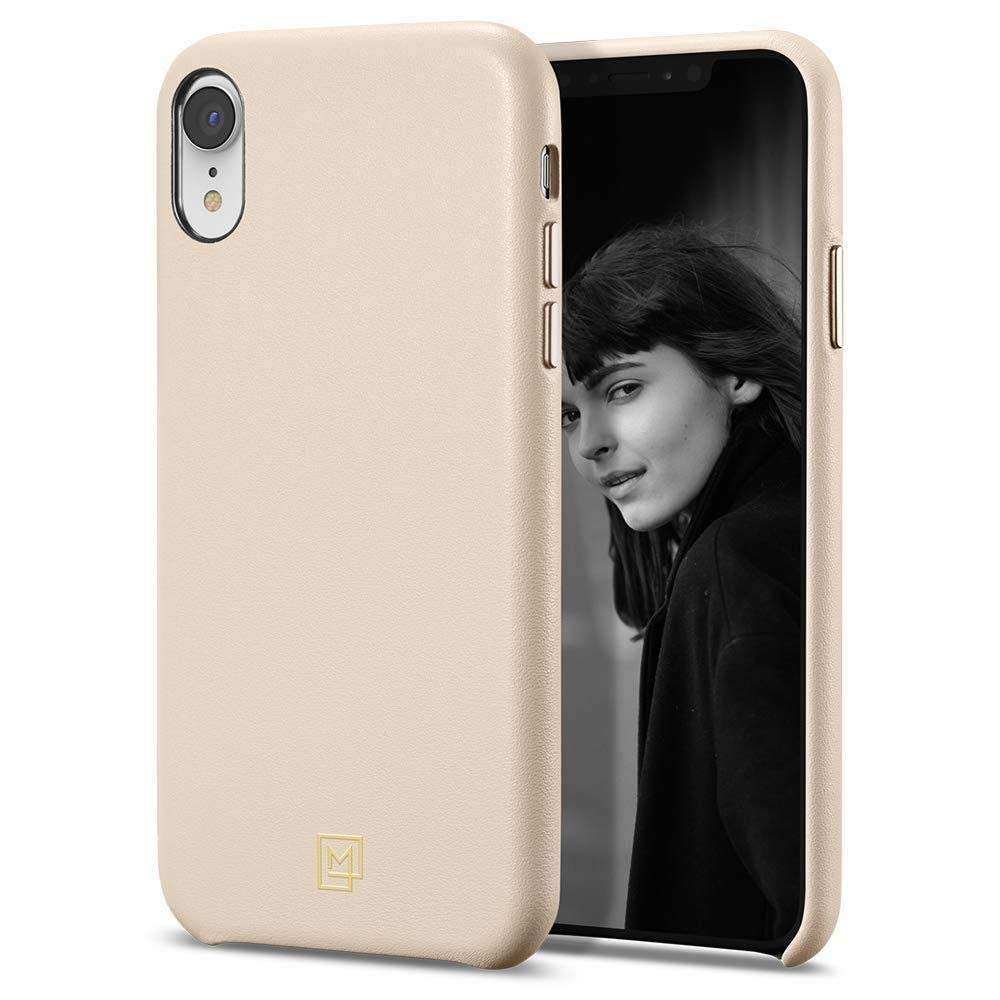 Spigen Θήκη La Manon Calin iPhone XR - Pale Pink (064CS25091)