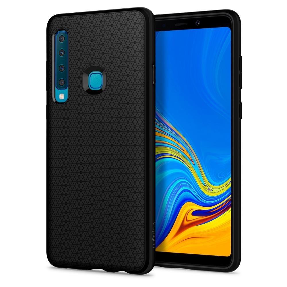 Spigen Θήκη Liquid Armor Samsung Galaxy A9 2018 - Black (607CS25533)
