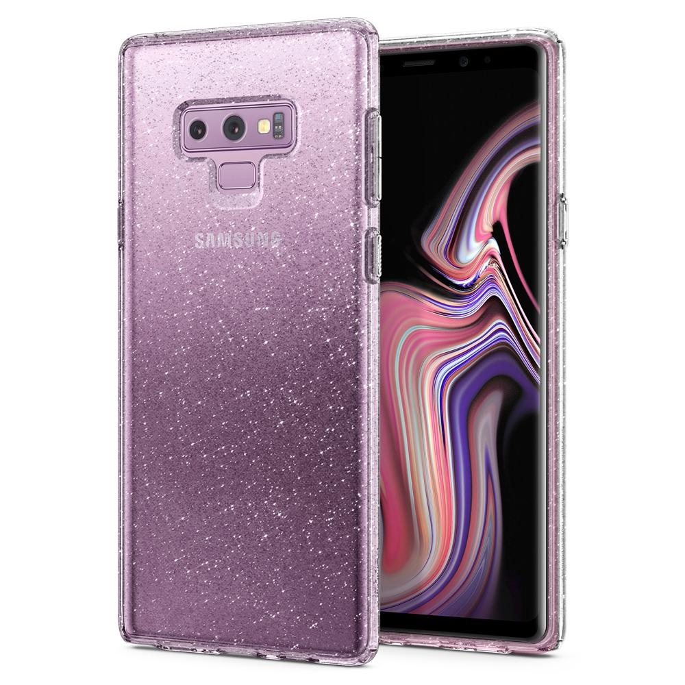 Spigen Θήκη TPU Liquid Crystal Glitter Samsung Galaxy Note 9 (599CS24570)