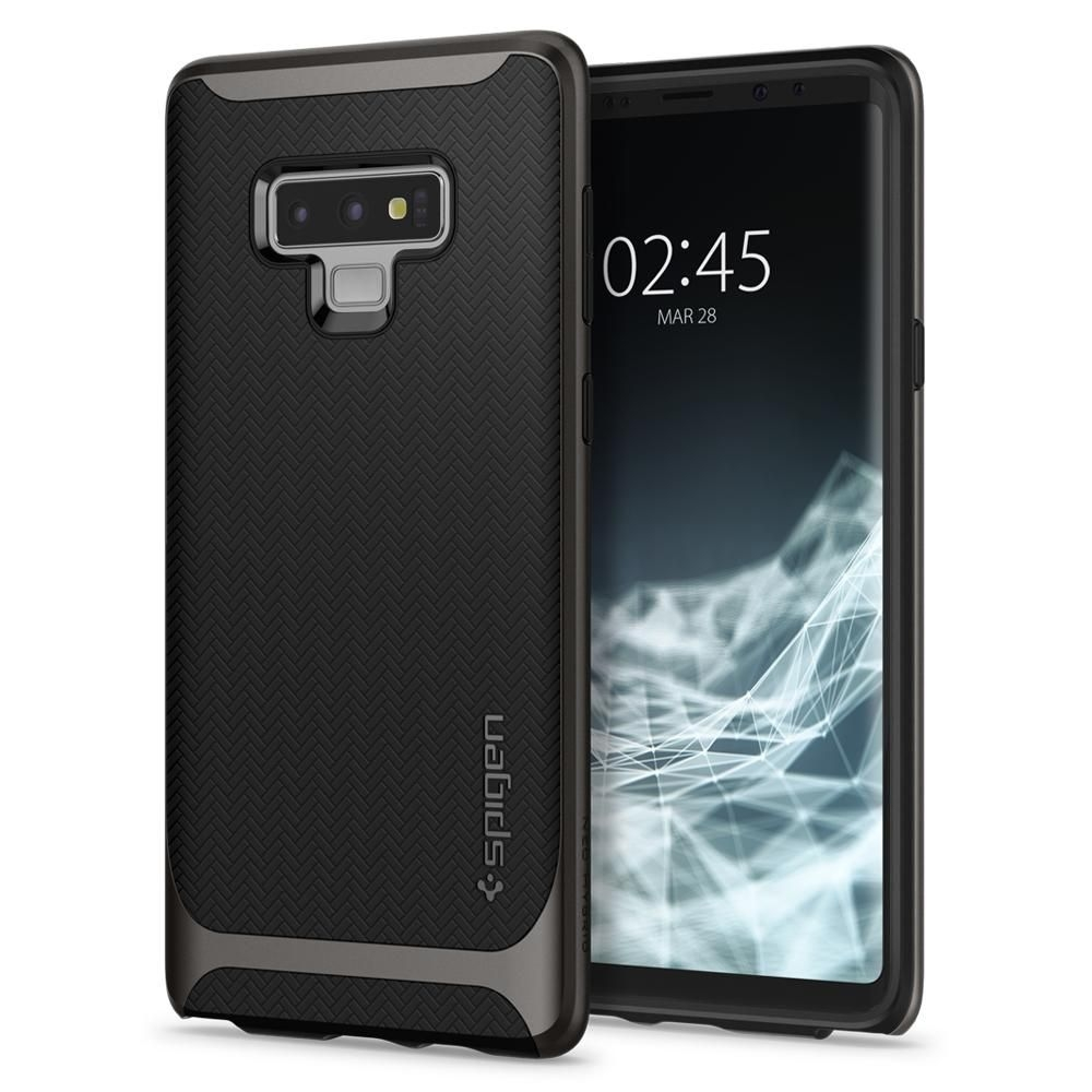 Spigen Θήκη Neo Hybrid Samsung Galaxy Note 9 - Gunmetal (599CS24577)
