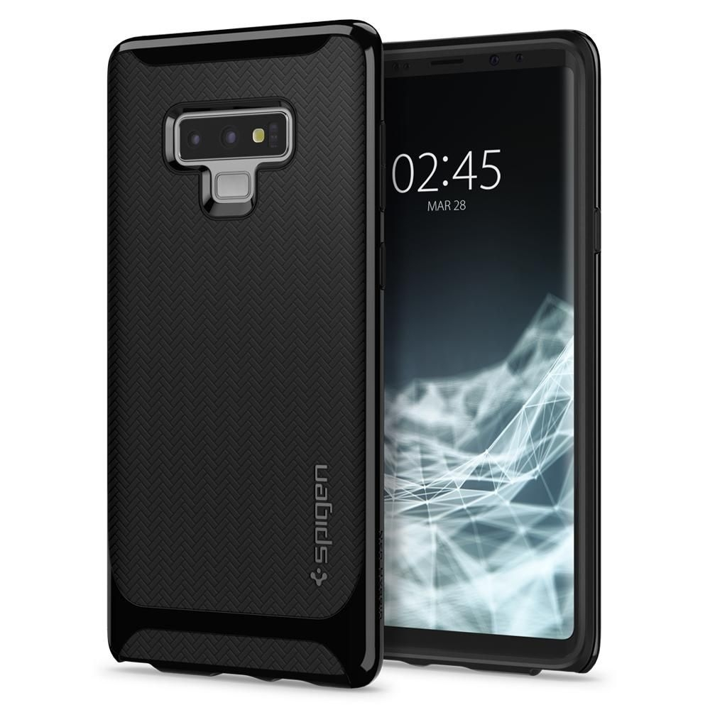 Spigen Θήκη Neo Hybrid Samsung Galaxy Note 9 - Midnight Black (599CS24578)