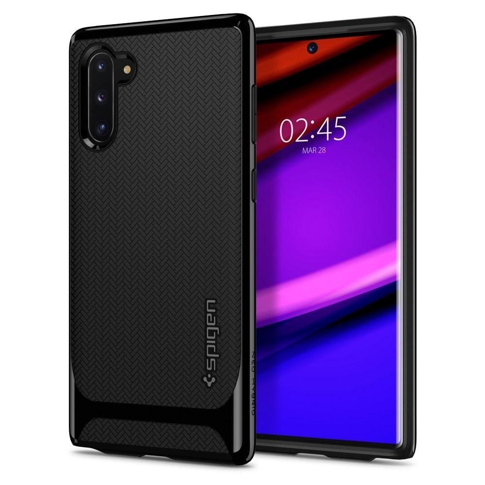 Spigen Θήκη Neo Hybrid Samsung Galaxy Note 10 - Midnight Black (628CS27381)