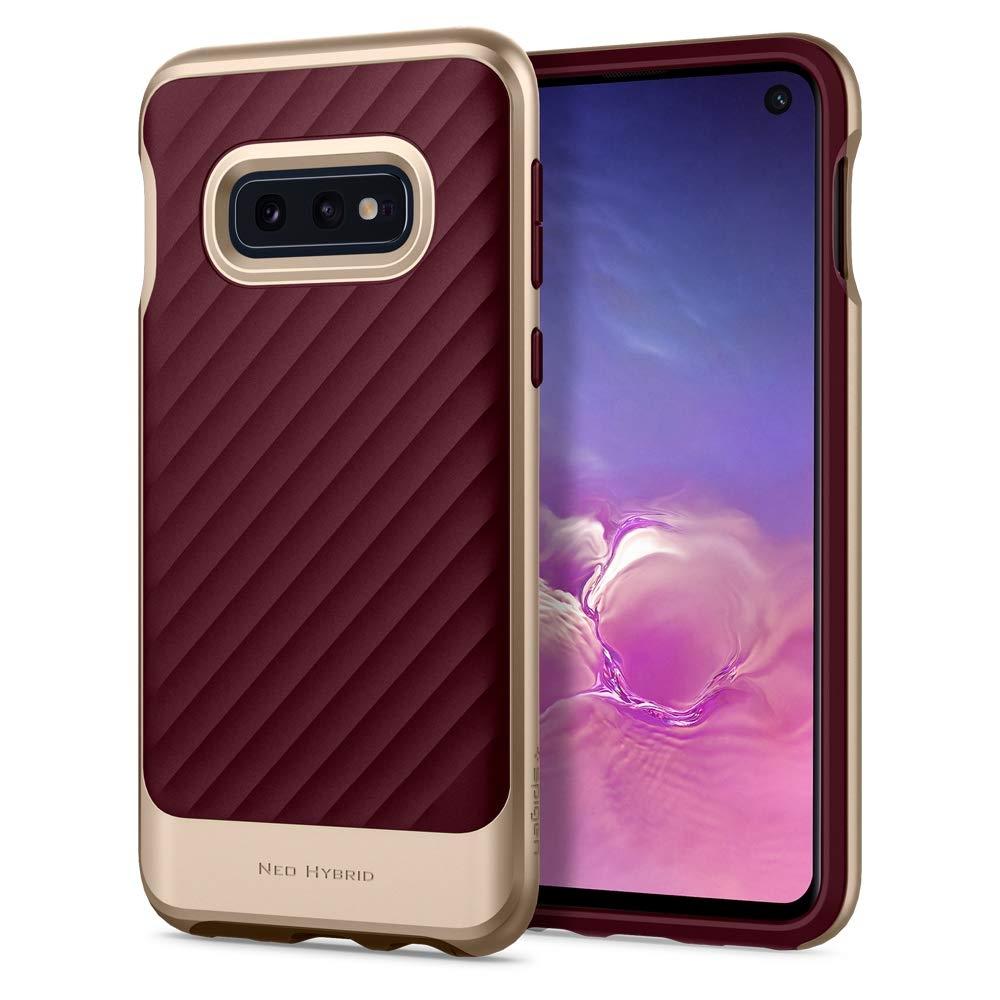 Spigen Θήκη Neo Hybrid Samsung Galaxy S10e - Burgundy (609CS25847)