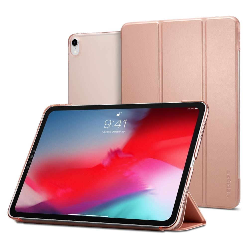 Θήκη Spigen Smart Fold Case iPad Pro 12.9'' 2018 - Rose Gold (068CS25713)