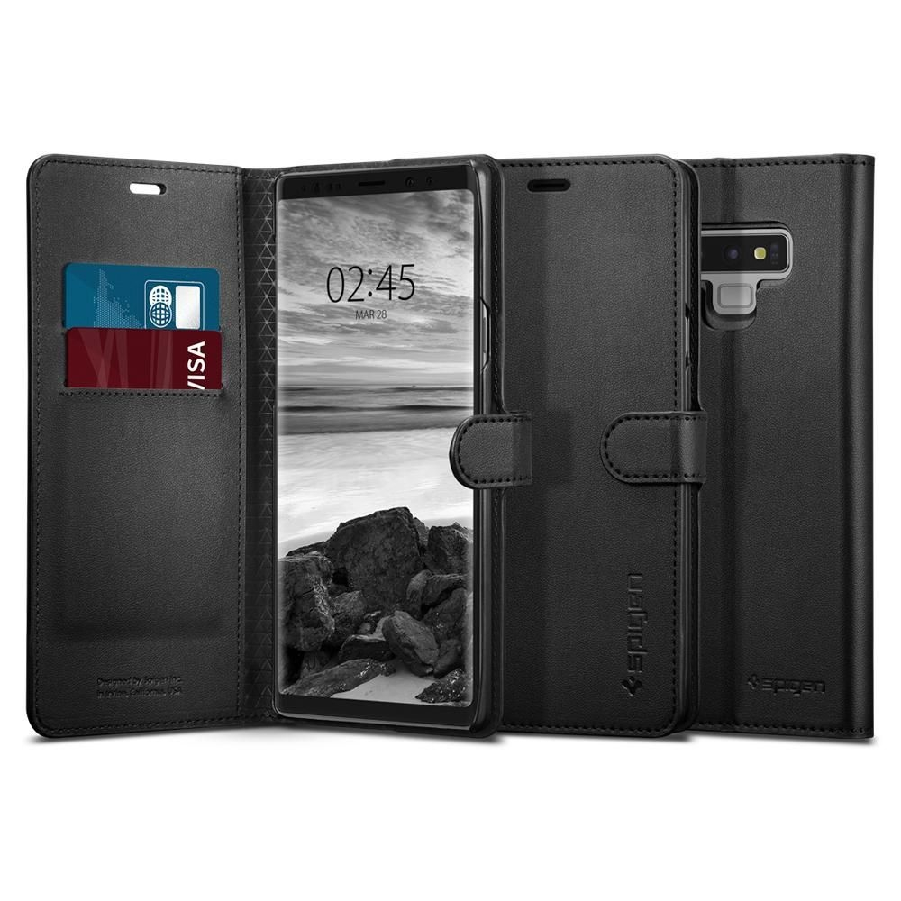 Spigen Wallet S - Θήκη-Πορτοφόλι Samsung Galaxy Note 9 (599CS24579)