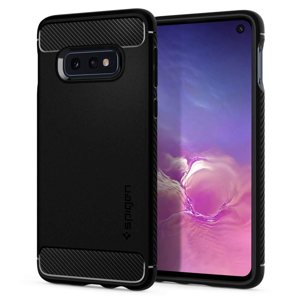 Spigen Θήκη Rugged Armor Samsung Galaxy S10e - Black (609CS25837)
