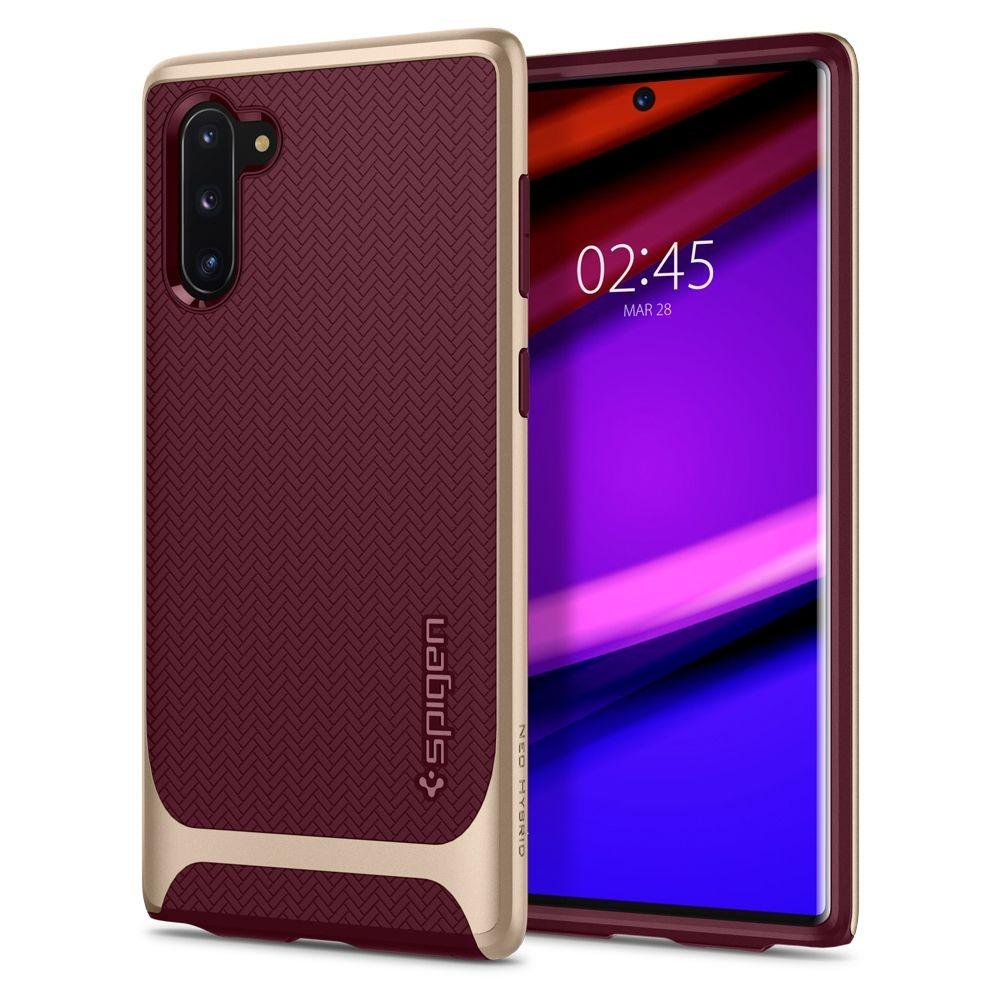Spigen Θήκη Neo Hybrid Samsung Galaxy Note 10 - Burgundy (628CS27383)