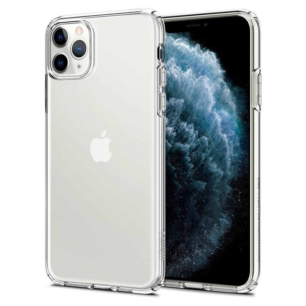 Spigen Θήκη TPU Liquid Crystal iPhone 11 Pro - Crystal Clear (077CS27227)