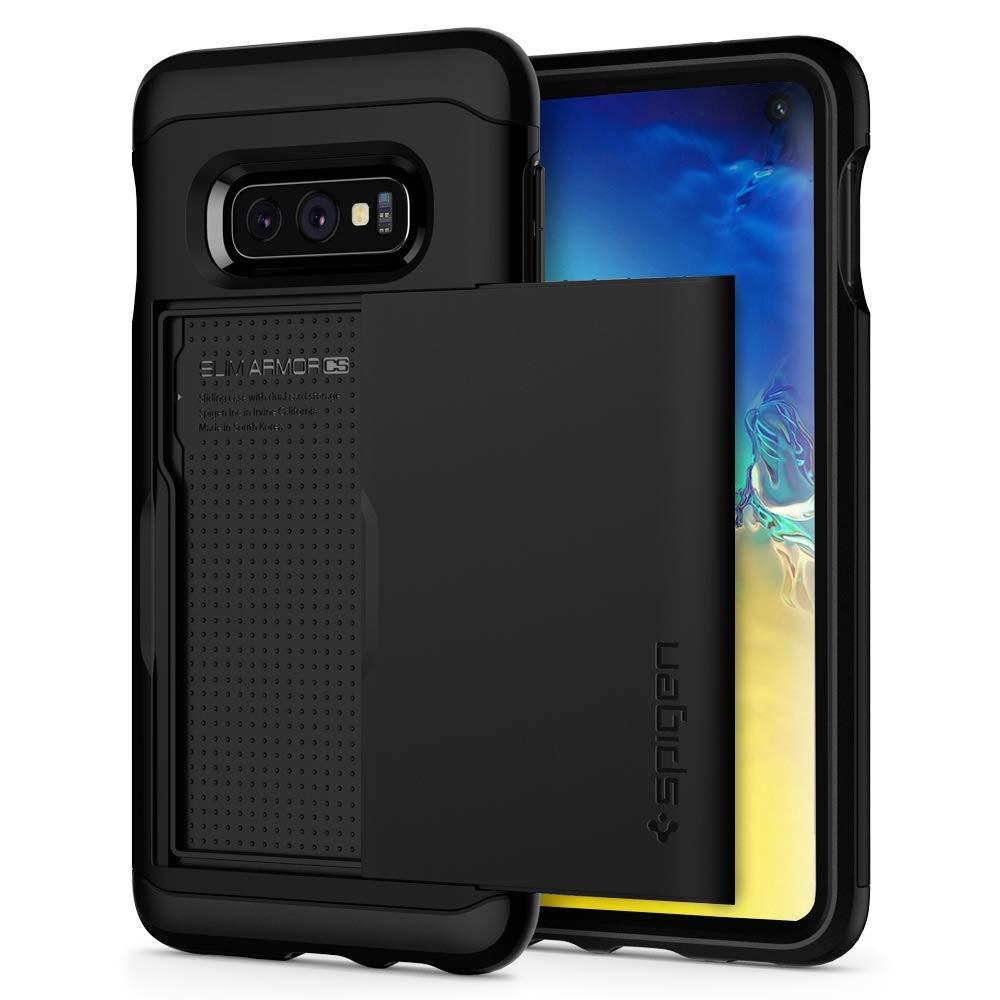 Spigen Slim Armor CS Θήκη Samsung Galaxy S10e - Black (609CS25852)