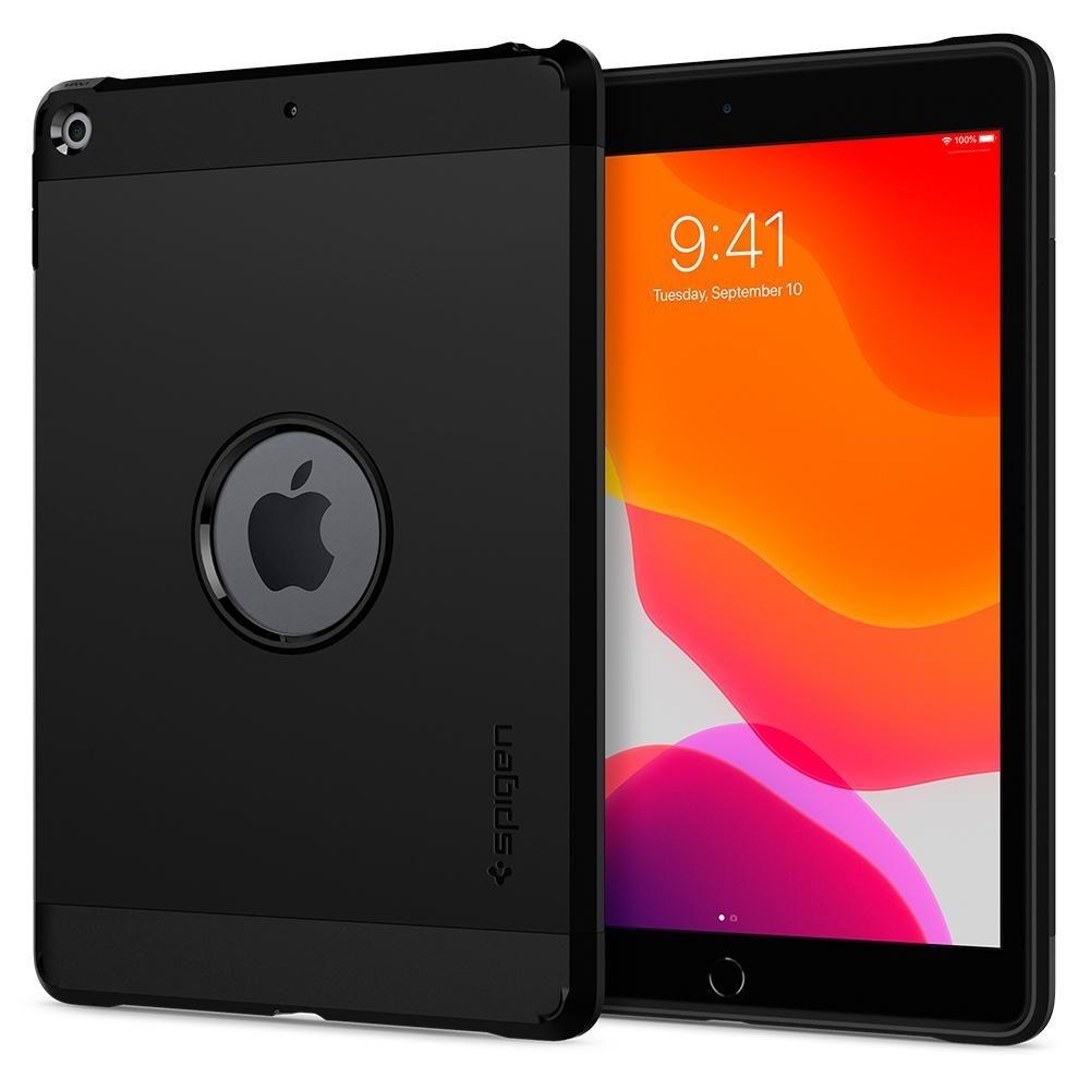 Spigen Θήκη Tough Armor iPad 10.2'' A2197 / A2200 / A2198 / A2199 - Black (ACS00374)