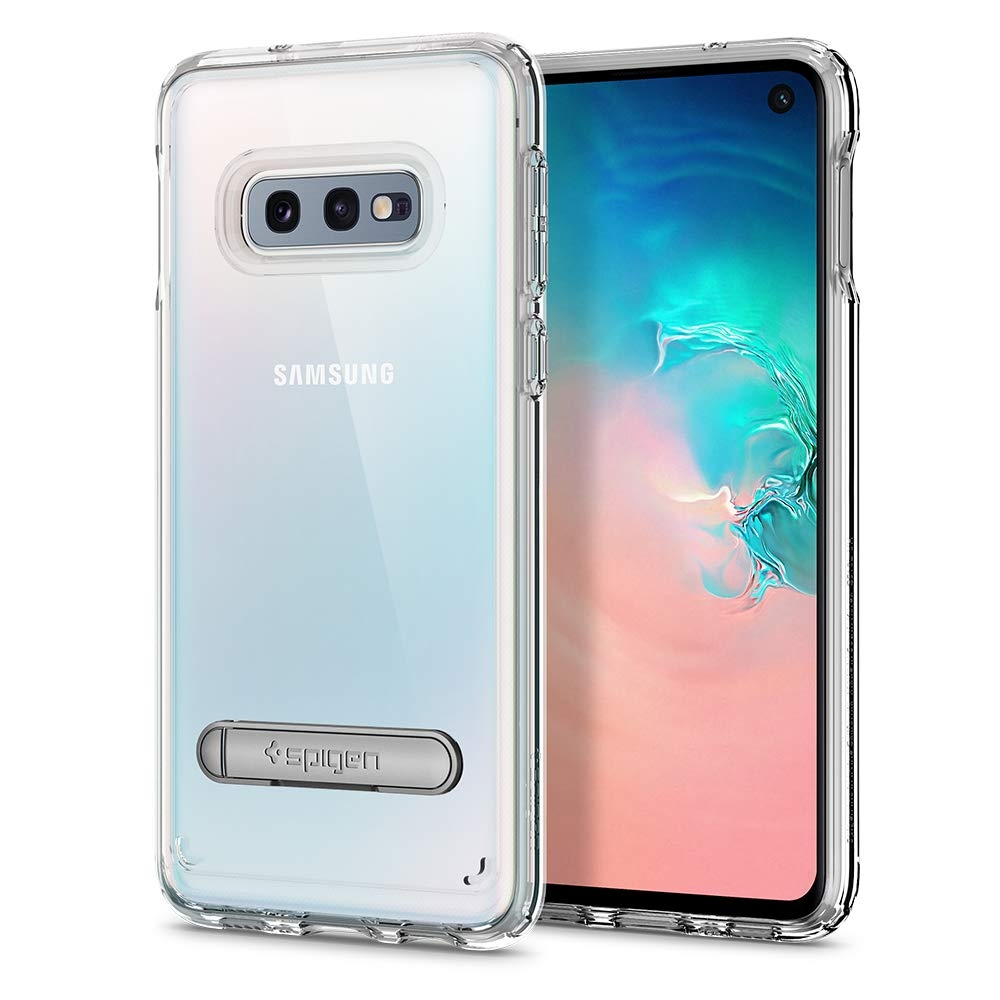 Spigen Ultra Hybrid Θήκη Samsung Galaxy S10e - Crystal Clear (609CS25840)