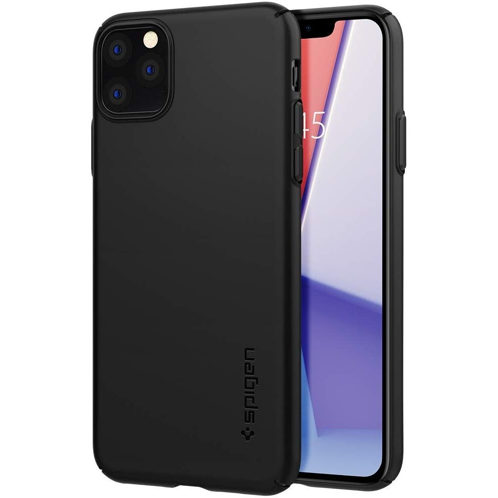Spigen Θήκη Thin Fit Air iPhone 11 Pro - Black (ACS00068)