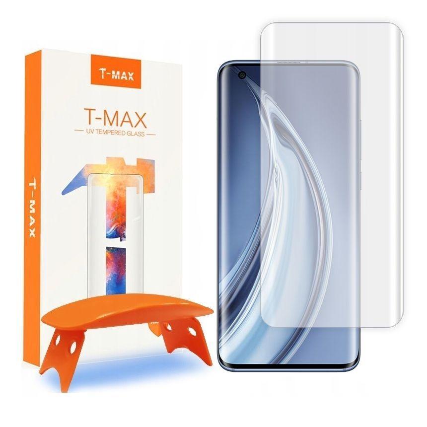 T-MAX Liquid Full Glue 3D Tempered Glass - Σύστημα Προστασίας Οθόνης Xiaomi Mi 10 / Mi 10 Pro (63867)