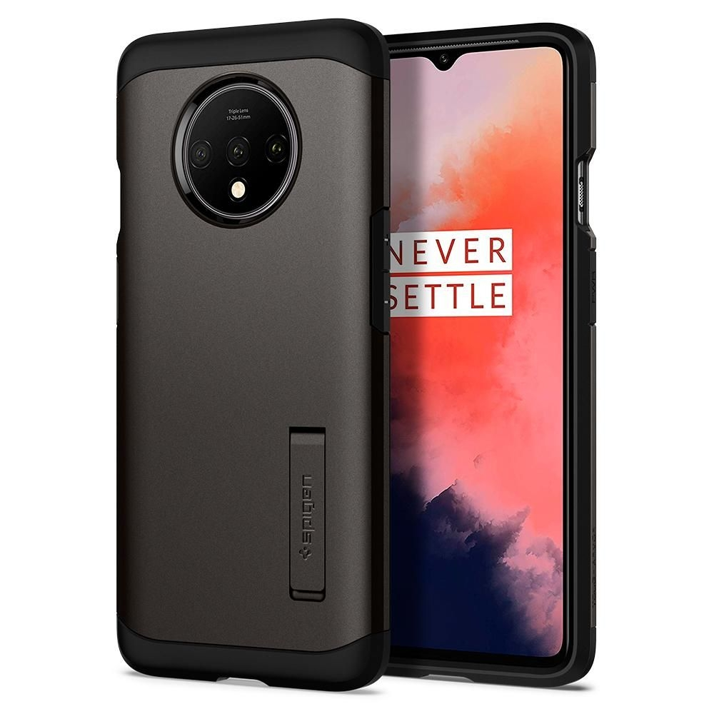 Spigen Θήκη Tough Armor OnePlus 7T - Gunmetal (ACS00319)