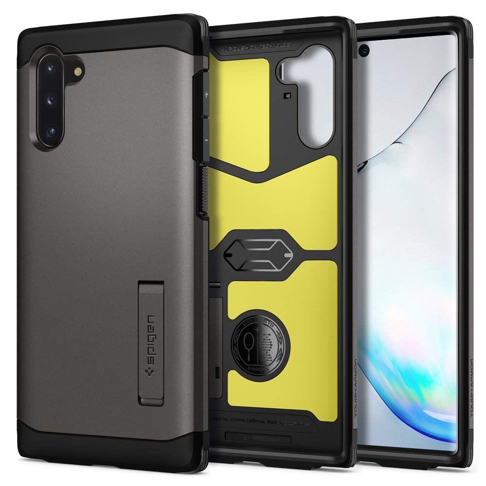 Spigen Θήκη Tough Armor Samsung Galaxy Note 10 - Gunmetal (628CS27379)