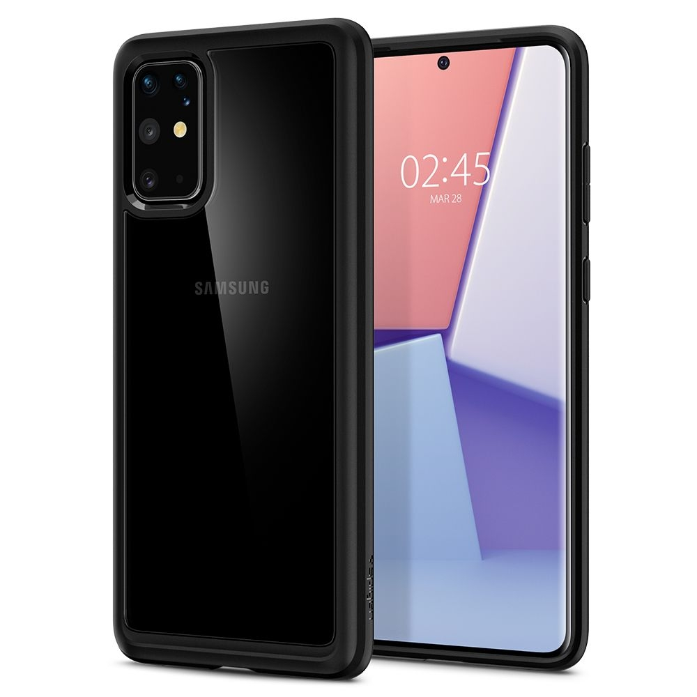 Spigen Θήκη Ultra Hybrid Samsung Galaxy S20 Plus - Black (ACS00756)
