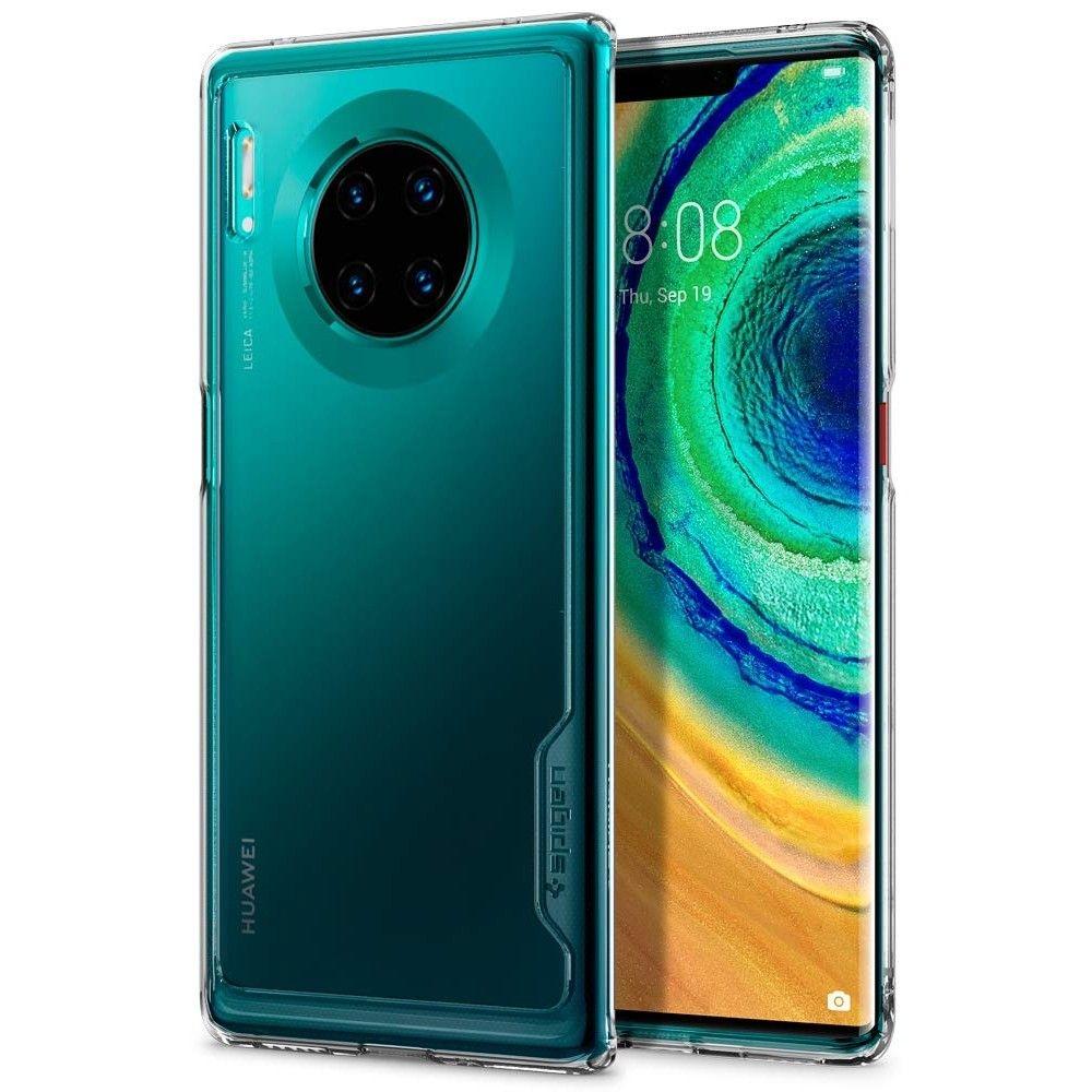 Spigen Θήκη Ultra Hybrid Edge Huawei Mate 30 Pro - Crystal Clear (ACS00292)