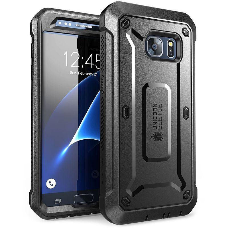 Supcase Ανθεκτική Θήκη Unicorn Beetle Pro Samsung Galaxy S7 - Black