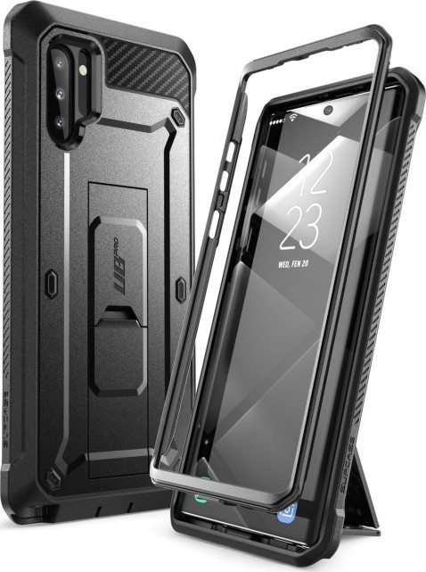 Supcase Ανθεκτική Θήκη Unicorn Beetle Pro Samsung Galaxy Note 10 - Black (SUP-Galaxy-Note10-UBPro-Black)