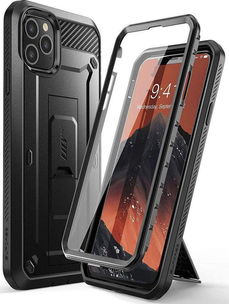 Supcase Ανθεκτική Θήκη Unicorn Beetle Pro iPhone 11 Pro Max - Black (SUP-iPhone11Max-6.5-UBPro-SP-Black)