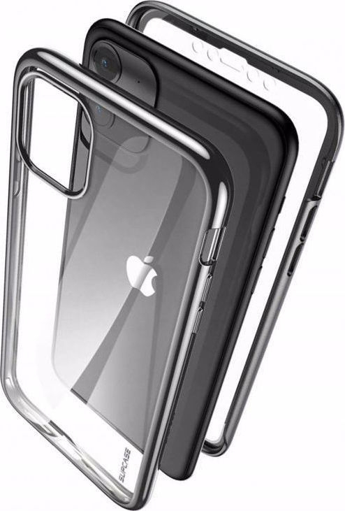 Supcase Electro Slim Ανθεκτική Θήκη iPhone 11 - Black (SUP-iPhone11-6.1-UBEco-SP-Black)