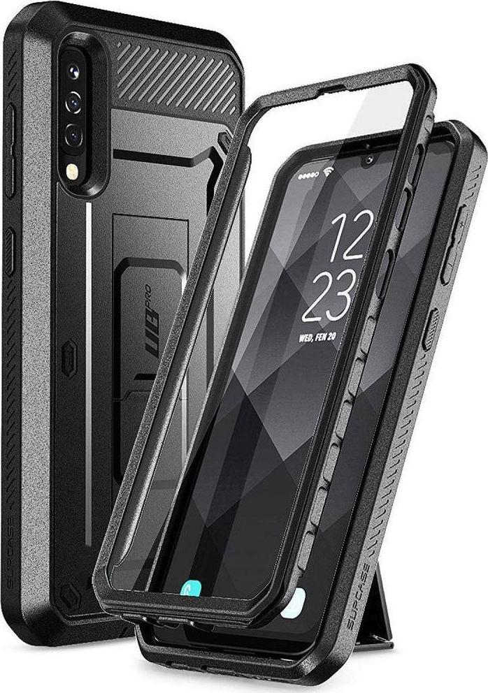 Supcase Ανθεκτική Θήκη Unicorn Beetle Pro Samsung Galaxy A50 - Black (SUP-Galaxy-A50-UBPro-SP-Black)