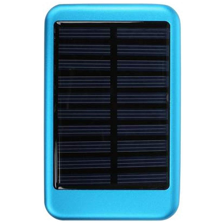 TechConnect Solar Charger - Power Bank Ηλιακός Φορτιστής 5000mAh - Blue (PC7-SPB/BL)