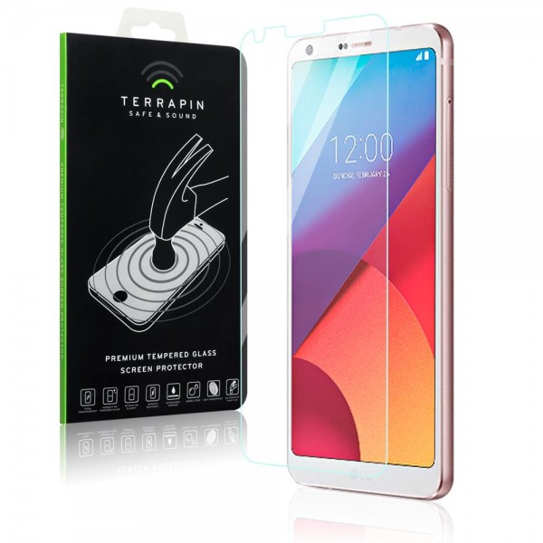 Terrapin Tempered Glass - Αντιχαρακτικό Γυάλινο Screen Protector LG G6 (006-014-098)