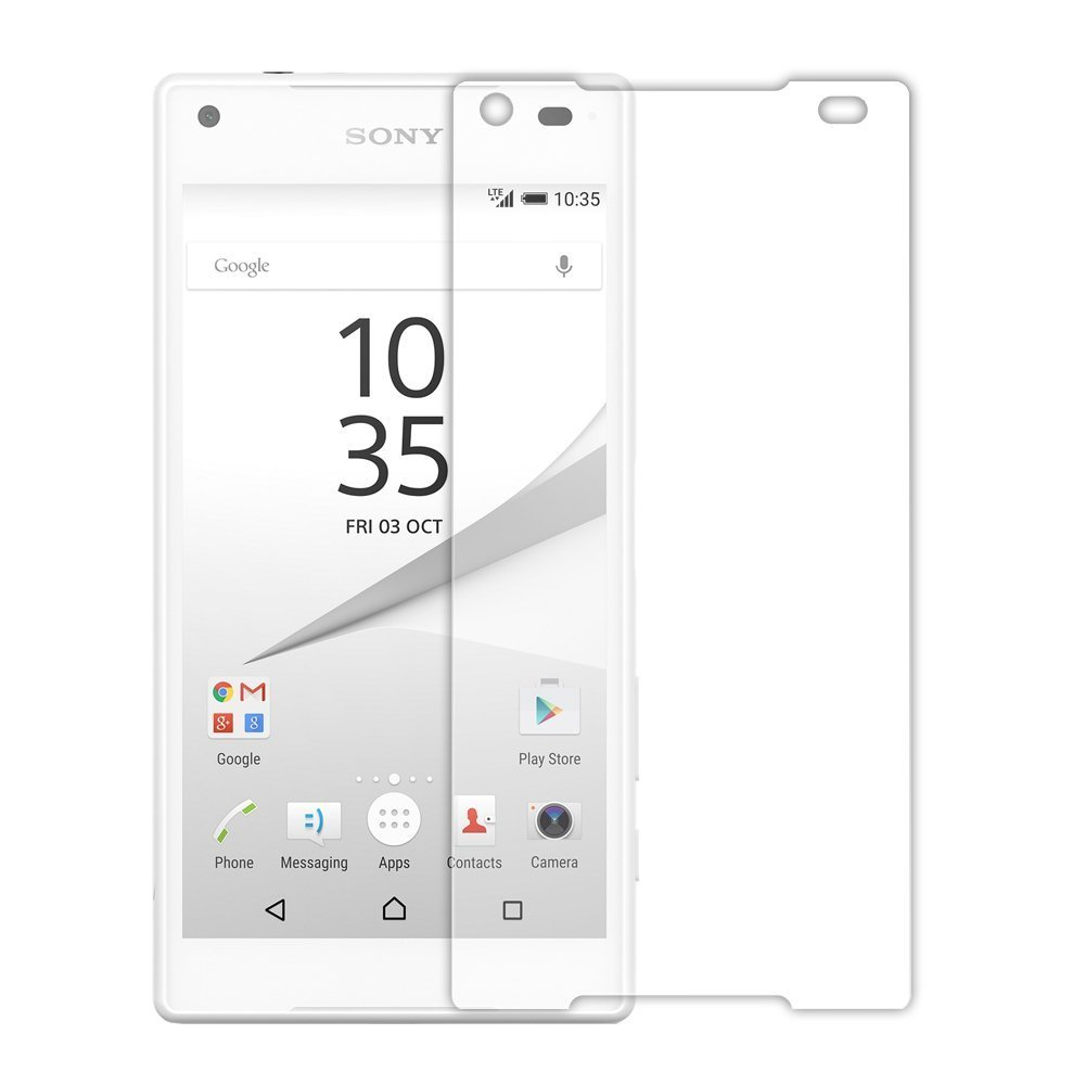Tempered Glass - Αντιχαρακτικό Γυάλινο Screen Protector Sony Xperia Z5 Compact (10001)