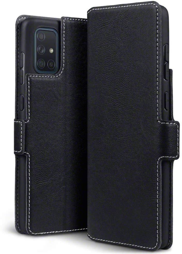 Terrapin Low Profile Θήκη - Πορτοφόλι Samsung Galaxy A71 - Black (117-002a-218)
