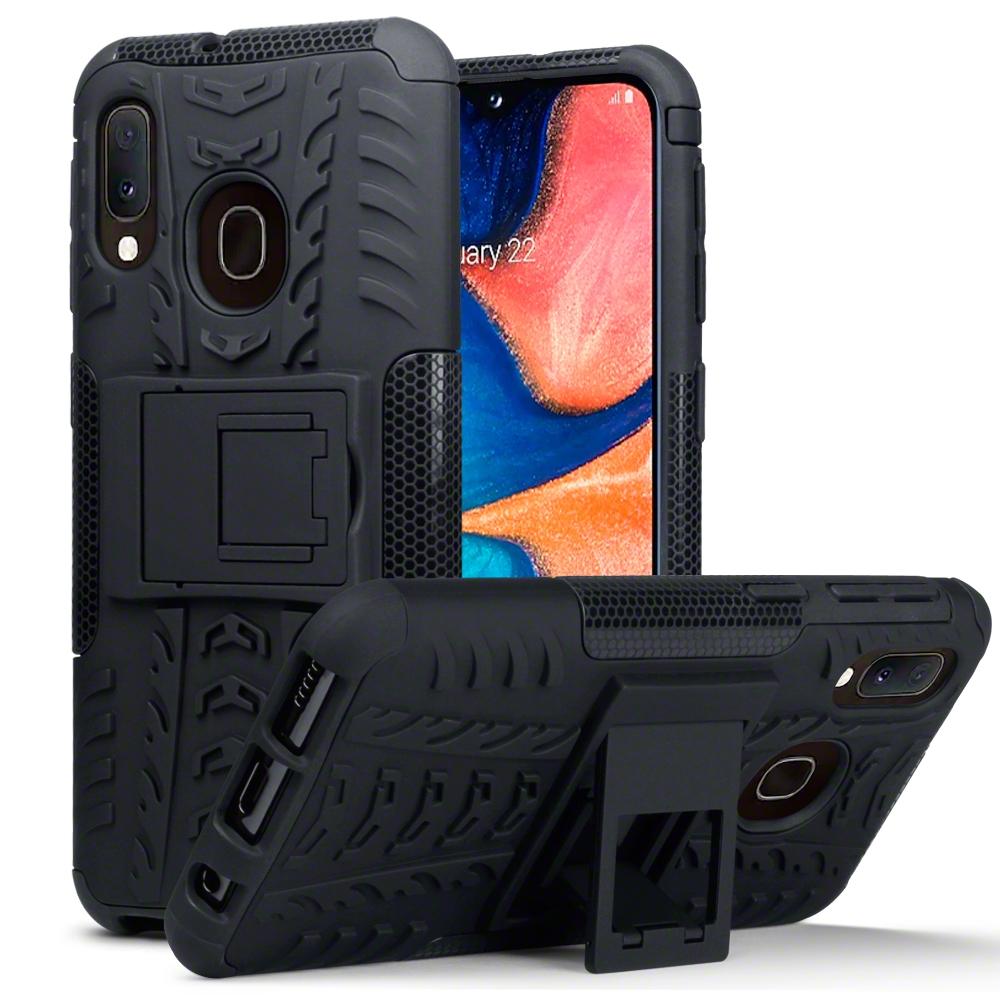 Terrapin Ανθεκτική Rugged Θήκη Samsung Galaxy A20e - Black (131-002-181)